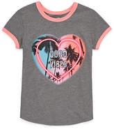 Arizona Short Sleeve Graphic Tee - Girls' 4-16 & Plus