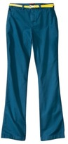 Merona Women's Washed Chino Pant (Fit 1) - Assorted Colors