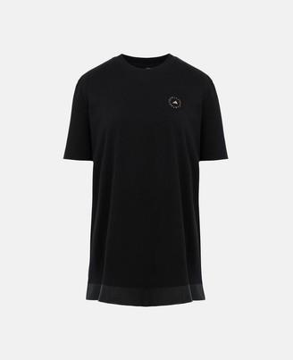 adidas by Stella McCartney Stella McCartney black training t-shirt
