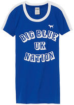 Victoria's Secret Victorias Secret University Of Kentucky Crew Tee