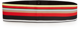 Diane von Furstenberg Striped ribbon belt