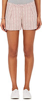 ATM Anthony Thomas Melillo Women's Striped Linen Shorts