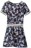 Splendid Littles All Over Floral Printed Dress (Big Kids)