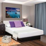 Furinno HSleep Luxury 10-inch Queen-size Gel Memory Foam Mattress