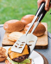 Williams-Sonoma Stainless-Steel BBQ Turner Tongs