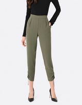 Forever New Tamika Ruched Hem Pants