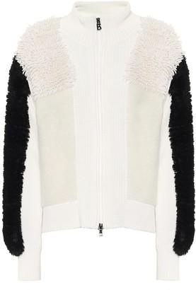 Bogner Magalie wool-blend cardigan