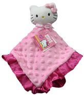 Hello Kitty plush security blanket by lambs & ivy