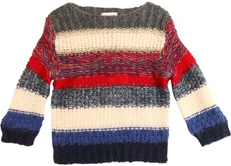 American Outfitters Tricot Wool & Mohair Blend Sweater