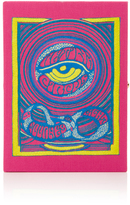 Olympia Le-Tan Eye Clutch