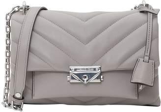 Michael Kors Cece Medium Quilted Leather Shoulder Bag