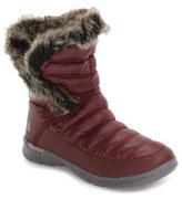 The North Face Women's Microbaffle Waterproof Thermoball Insulated Winter Boot