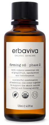 Erbaviva Firming Oil, 4 fl oz