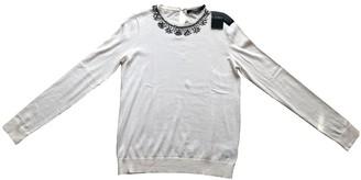 Lauren Ralph Lauren Ecru Cotton Top for Women