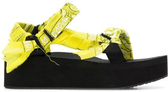Arizona Love Trekky platform sandals