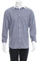 Vivienne Westwood Gingham Button-Up Shirt
