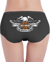 RUGUOKE11YI Harley Davidson Bikini Underwear Girls Underwear Toddler Easeful Sexy