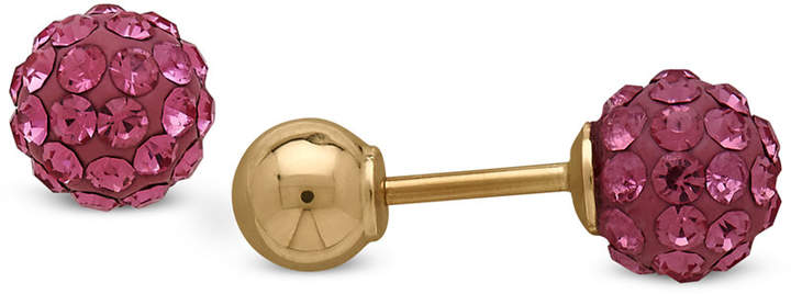 6b4801807 Crystal Ball Earrings - ShopStyle Canada
