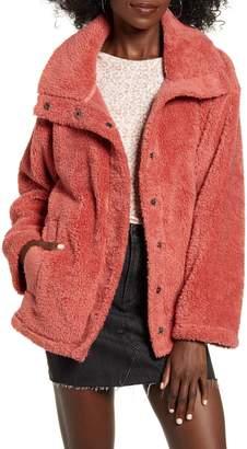 Billabong Cozy Days Fleece Jacket