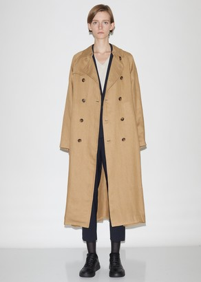 6397 Linen Trench