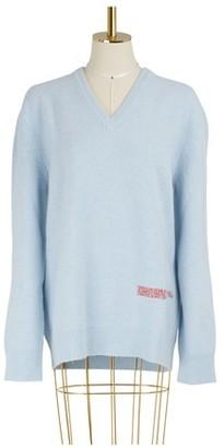 Calvin Klein Oversized V-neck sweater