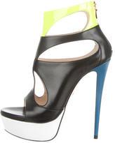 Ruthie Davis Platform Sandals