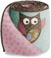 Banana Fish Bananafish Calico Owls Crib Bumper