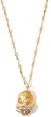 Alighieri The Tale Of Bea 24kt Gold-plated Necklace - Gold
