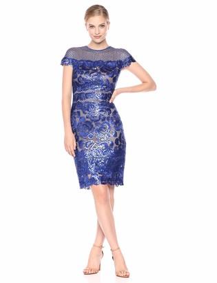 Tadashi Shoji Women's c/s Sequin Dress