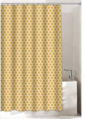 Bed Bath & Beyond Morocco 54-Inch x 78-Inch Stall Shower Curtain