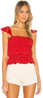 House Of Harlow x REVOLVE Soreana Top
