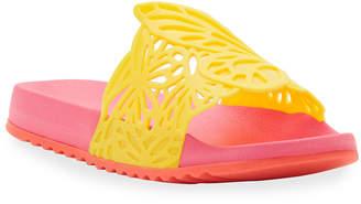 Sophia Webster Lia Butterfly Slide Junior