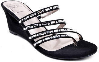 New York Transit Womens Funlicious Wedge Sandals