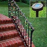 GudCraft Solar Multicolor LED Christmas Lights