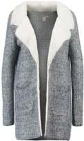Anna Field Classic coat navy/ white