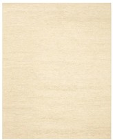 Pottery Barn Braided Hemp Rug - Bleached