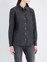 Levi's Sidney boyfriend-fit woven shirt