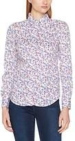Gant Women's Stretch Broadcloth Mini Floral Shirt