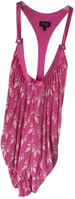 Faith Connexion Pink Silk Top for Women