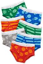 Old Navy Patterned Underwear-Brief 7-Pack for Toddler Boys