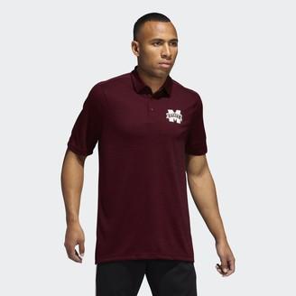 adidas Bulldogs Game Mode Coach Polo Shirt