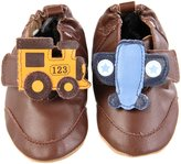 Robeez Soft Soles Planes and Trains Slip On (Infant/Toddler)