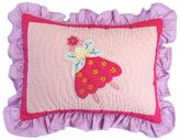 Bacati Fairy Land Decorative Pillow
