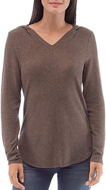 Bobeau B Collection By B Collection by Hoodie Top
