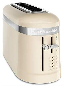 KitchenAid Kmt3115 Design 2 Slice Toaster Almond Cream