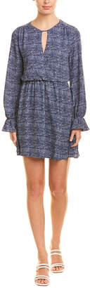Lush Surplice A-Line Dress