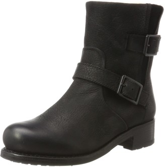 Blackstone OL46 Womens Biker Boots