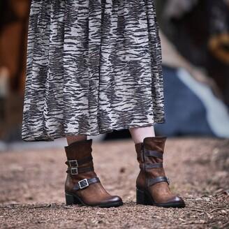 Moda In Pelle Catherina Tan Nubuck