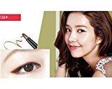 Creazy Beauty Pro Multifunction Eyeshadow Pencil Cosmetic Glitter Eye Shadow Pen (H)