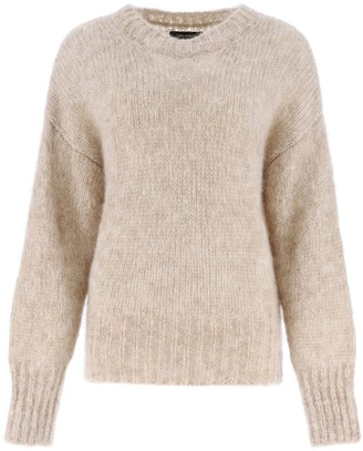 Isabel Marant Crewneck Knitted Sweater
